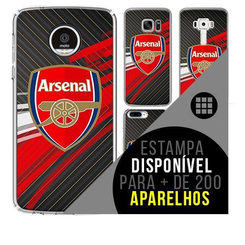 Capa de celular - Arsenal 2 [disponível para + de 200 aparelhos]