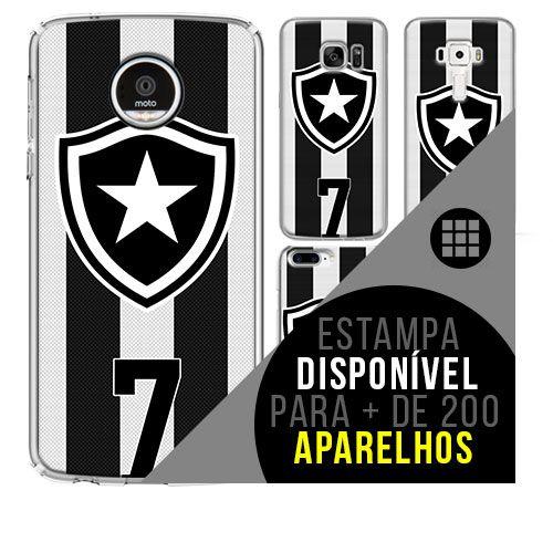 Capa de celular - Botafogo-RJ [disponível para + de 200 aparelhos]