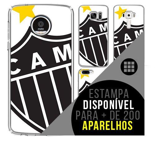 Capa de celular - Atlético-MG 3 [disponível para + de 200 aparelhos]