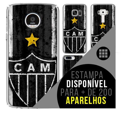 Capa de celular - Atlético-MG 5 [disponível para + de 200 aparelhos]