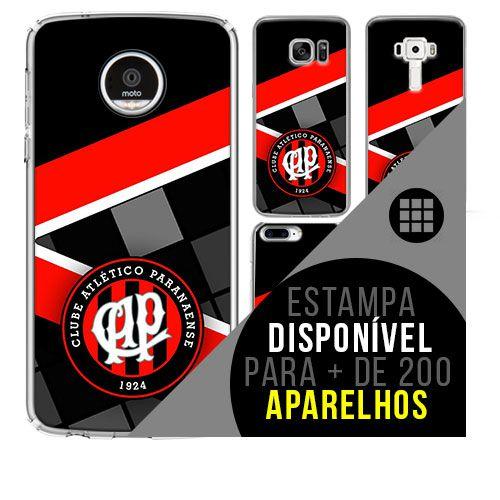 Capa de celular - Atlético-PR [disponível para + de 200 aparelhos]