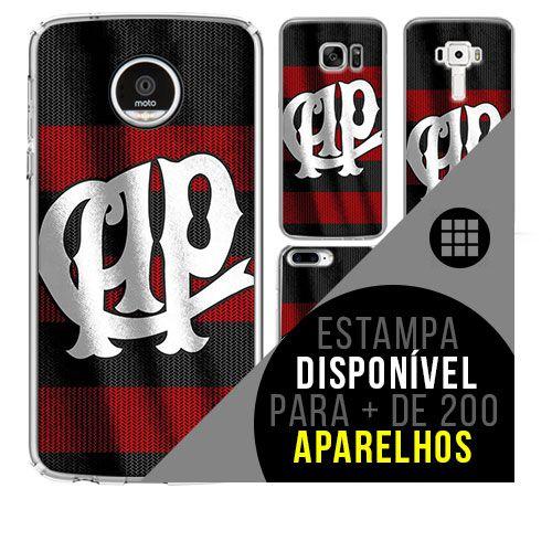 Capa de celular - Atlético-PR 4 [disponível para + de 200 aparelhos]