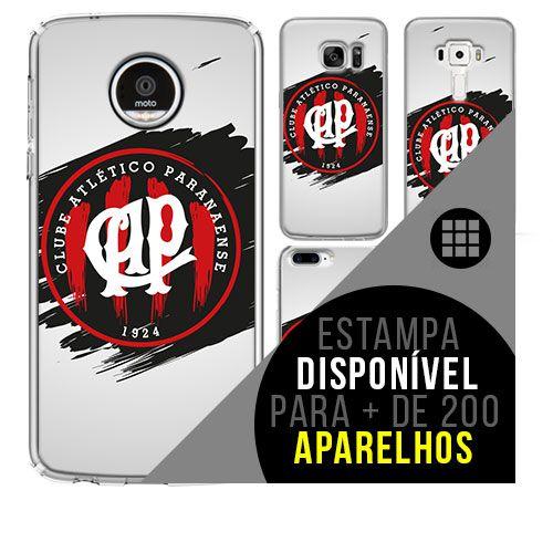 Capa de celular - Atlético-PR 5 [disponível para + de 200 aparelhos]