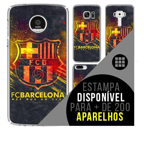Capa de celular - Barcelona 2 [disponível para + de 200 aparelhos]
