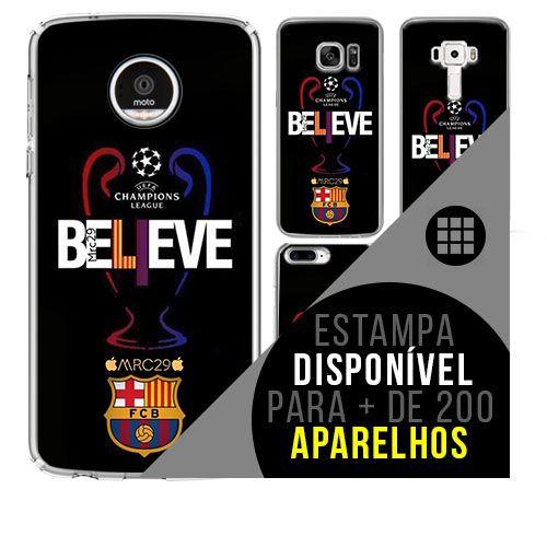 Capa de celular - Barcelona 3 [disponível para + de 200 aparelhos]