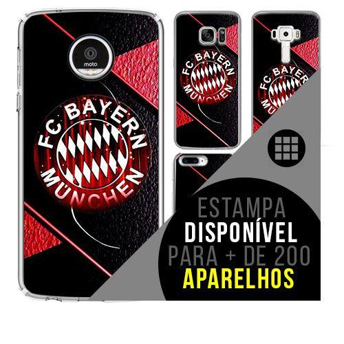 Capa de celular - Bayern de Munique [disponível para + de 200 aparelhos]