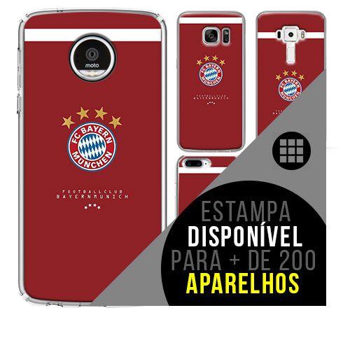 Capa de celular - Bayern de Munique 2 [disponível para + de 200 aparelhos]