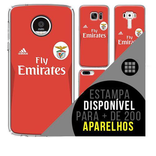 Capa de celular - Benfica 2 [disponível para + de 200 aparelhos]