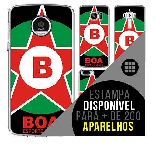 Capa de celular - Boa Esporte [disponível para + de 200 aparelhos]