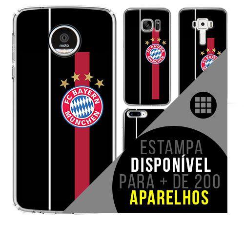 Capa de celular - Bayern de Munique 5 [disponível para + de 200 aparelhos]