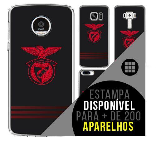 Capa de celular - Benfica [disponível para + de 200 aparelhos]