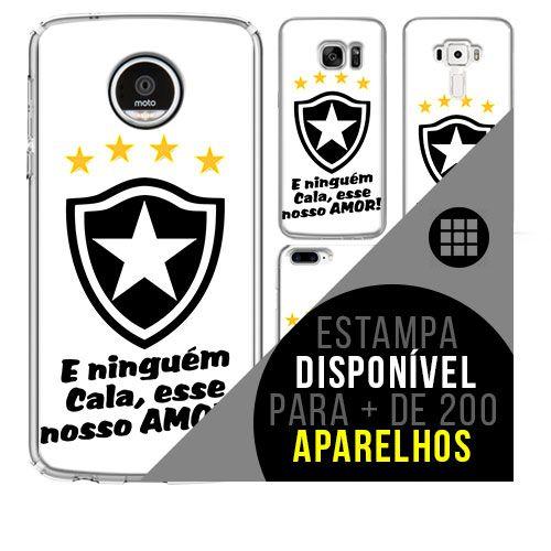 Capa de celular - Botafogo [disponível para + de 200 aparelhos]