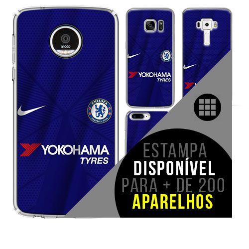 Capa de celular - Chelsea 3 [disponível para + de 200 aparelhos]