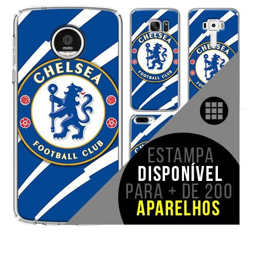 Capa de celular - Chelsea 2 [disponível para + de 200 aparelhos]