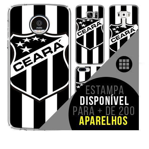 Capa de celular - Ceará 3 [disponível para + de 200 aparelhos]