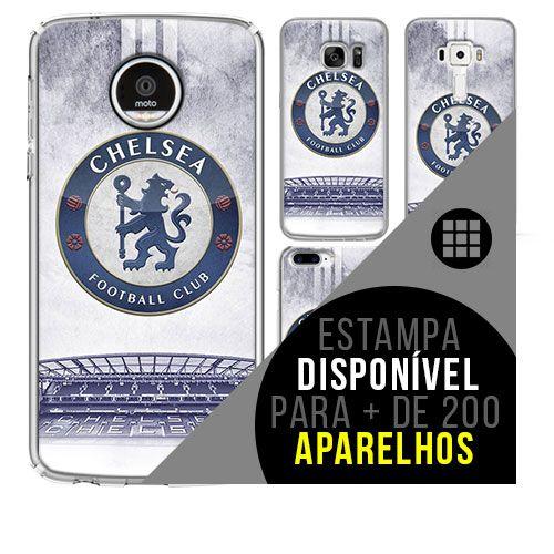 Capa de celular - Chelsea 5 [disponível para + de 200 aparelhos]