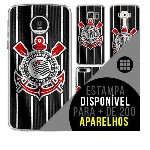 Capa de celular - Corinthians 5 [disponível para + de 200 aparelhos]