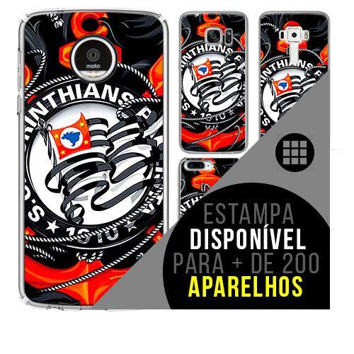 Capa de celular - Corinthians 6 [disponível para + de 200 aparelhos]