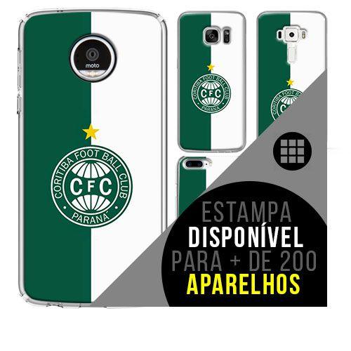 Capa de celular - Coritiba 3 [disponível para + de 200 aparelhos]