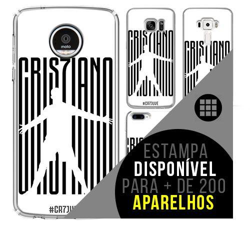 Capa de celular - Cristiano Ronaldo 3 [disponível para + de 200 aparelhos]