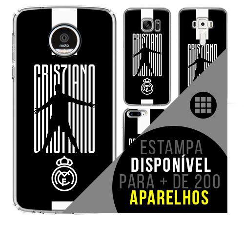 Capa de celular - Cristiano Ronaldo 4 [disponível para + de 200 aparelhos]
