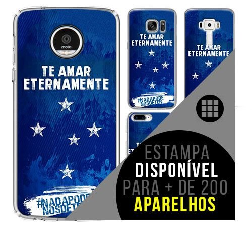 Capa de celular - Cruzeiro 7 [disponível para + de 200 aparelhos]