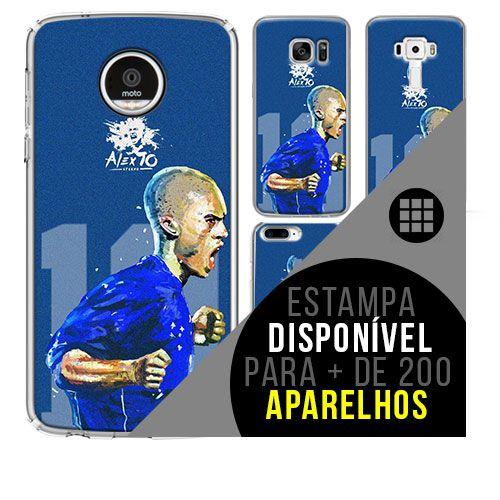 Capa de celular - Cruzeiro 10 [disponível para + de 200 aparelhos]