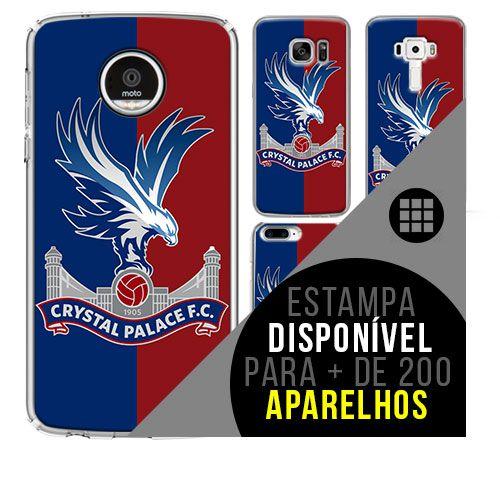 Capa de celular - Crystal Palace [disponível para + de 200 aparelhos]