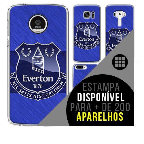 Capa de celular - Everton [disponível para + de 200 aparelhos]