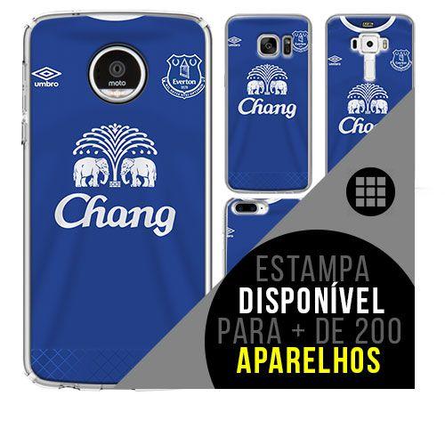 Capa de celular - Everton 2 [disponível para + de 200 aparelhos]