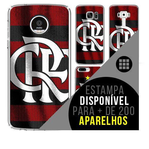 Capa de celular - Flamengo [disponível para + de 200 aparelhos]