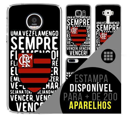 Capa de celular - Flamengo 2 [disponível para + de 200 aparelhos]