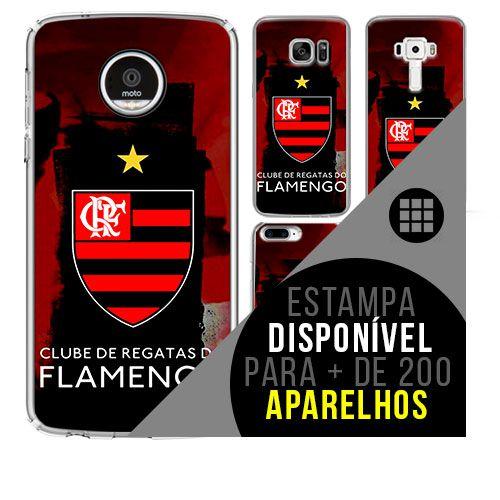 Capa de celular - Flamengo 4 [disponível para + de 200 aparelhos]