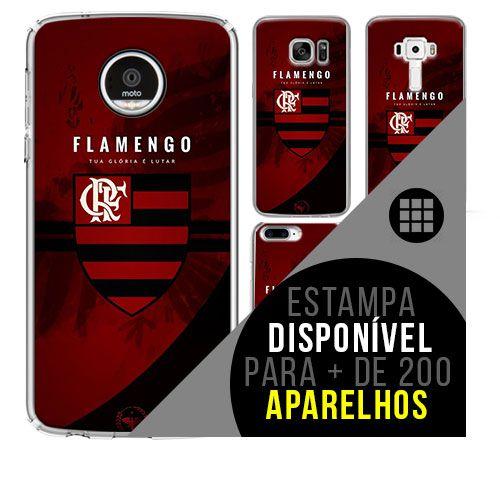 Capa de celular - Flamengo 3 [disponível para + de 200 aparelhos]