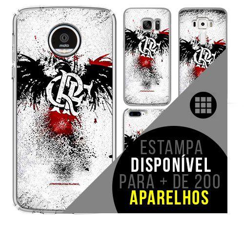 Capa de celular - Flamengo 5 [disponível para + de 200 aparelhos]