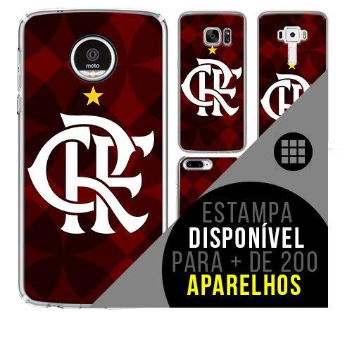 Capa de celular - Flamengo 6 [disponível para + de 200 aparelhos]