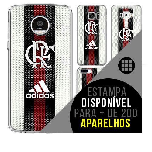 Capa de celular - Flamengo 10 [disponível para + de 200 aparelhos]
