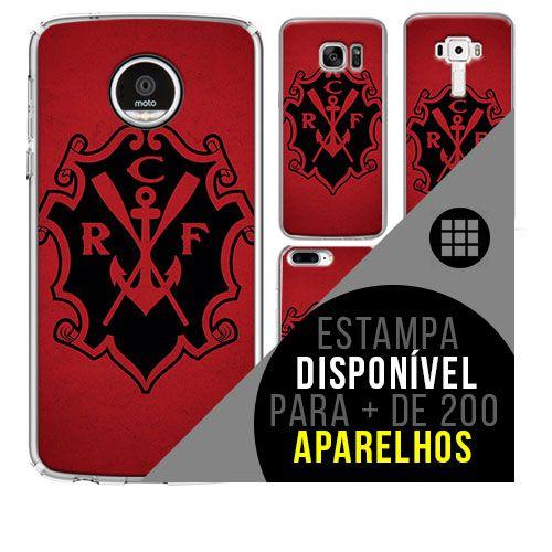Capa de celular - Flamengo 15 [disponível para + de 200 aparelhos]