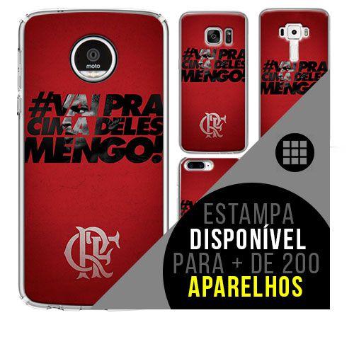Capa de celular - Flamengo 19 [disponível para + de 200 aparelhos]