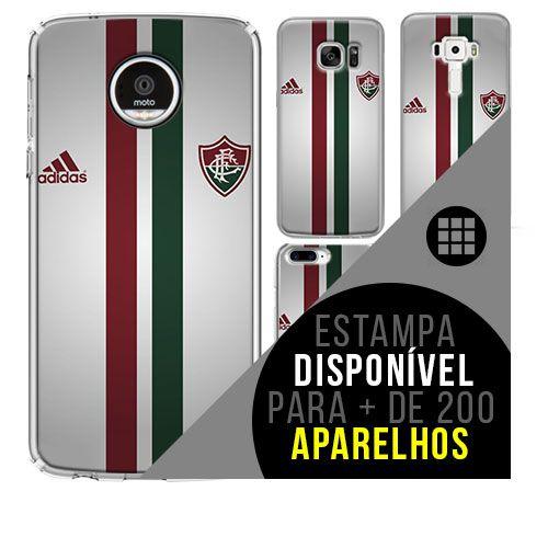 Capa de celular - Fluminense [disponível para + de 200 aparelhos]