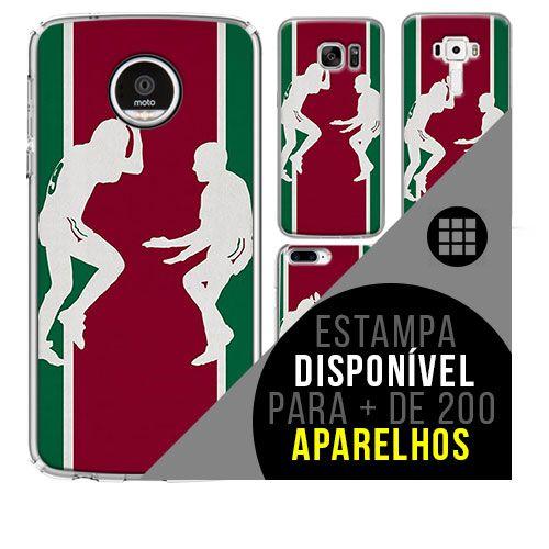 Capa de celular - Fluminense 4 [disponível para + de 200 aparelhos]