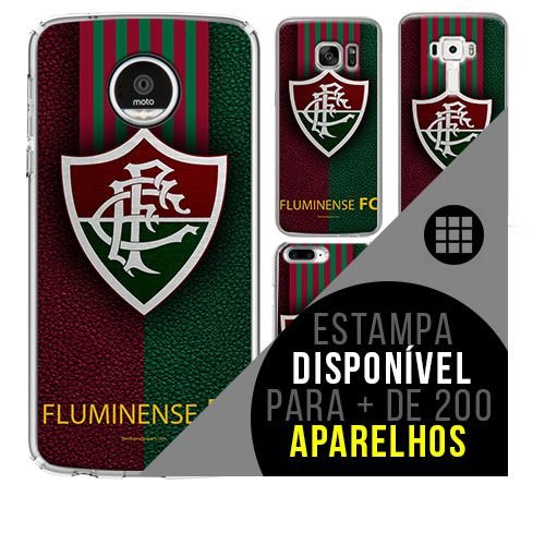 Capa de celular - Fluminense 5 [disponível para + de 200 aparelhos]