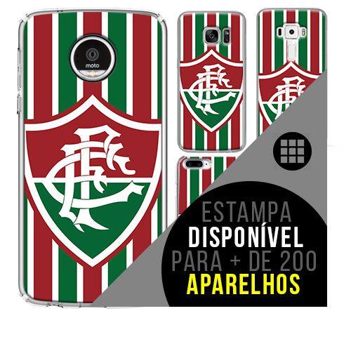Capa de celular - Fluminense 6 [disponível para + de 200 aparelhos]