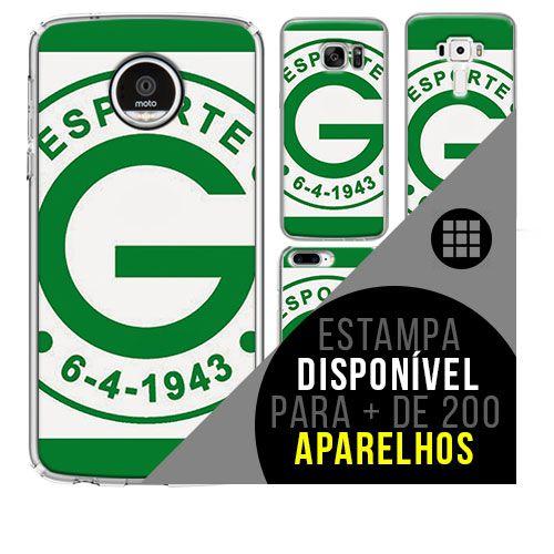 Capa de celular - Goiás 3 [disponível para + de 200 aparelhos]
