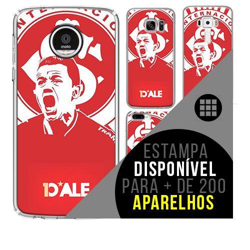 Capa de celular - Internacional 4 [disponível para + de 200 aparelhos]