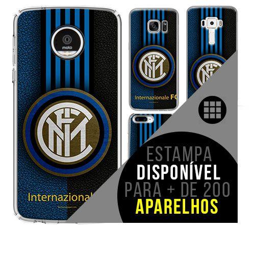 Capa de celular - Internazionale 7 [disponível para + de 200 aparelhos]