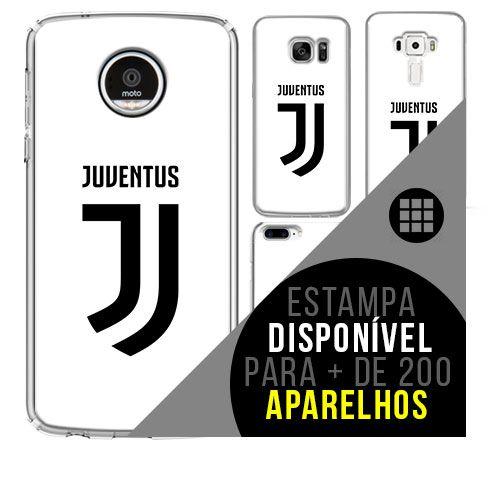 Capa de celular - Juventus [disponível para + de 200 aparelhos]