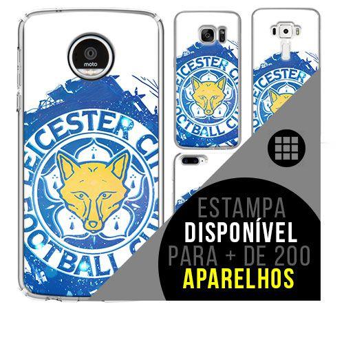 Capa de celular - Leicester City 4 [disponível para + de 200 aparelhos]