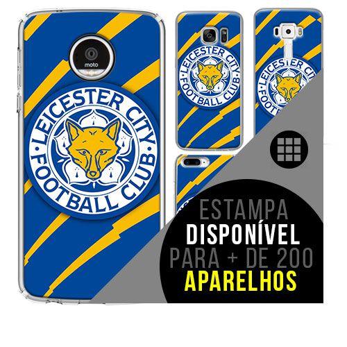Capa de celular - Leicester City 2 [disponível para + de 200 aparelhos]