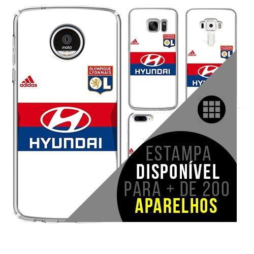 Capa de celular - Lyon 2 [disponível para + de 200 aparelhos]